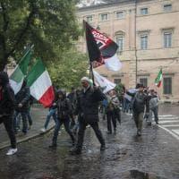 "Forza Nuova a Bologna: ""No moschea"""