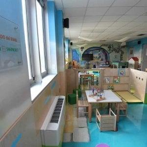 Sant'Orsola, un asilo nido per i bambini di oncoematologia pediatrica
