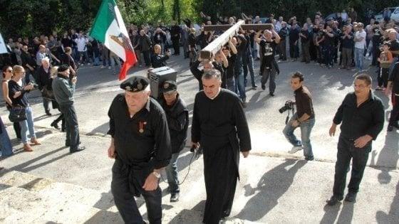"""L'Anpi: """"Le autorità vietino la celebrazione della marcia su Roma a Predappio"""""""