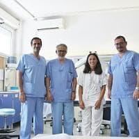 Rimini, agli Infermi un nuovo macchinario per la cura dei tumori alla gola