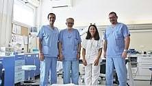 Rimini, nuova macchina  per i tumori alla gola