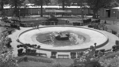 Sarà restaurata la fontana in Montagnola