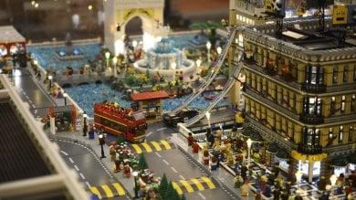 La città dei Lego in San Mattia  FOTO