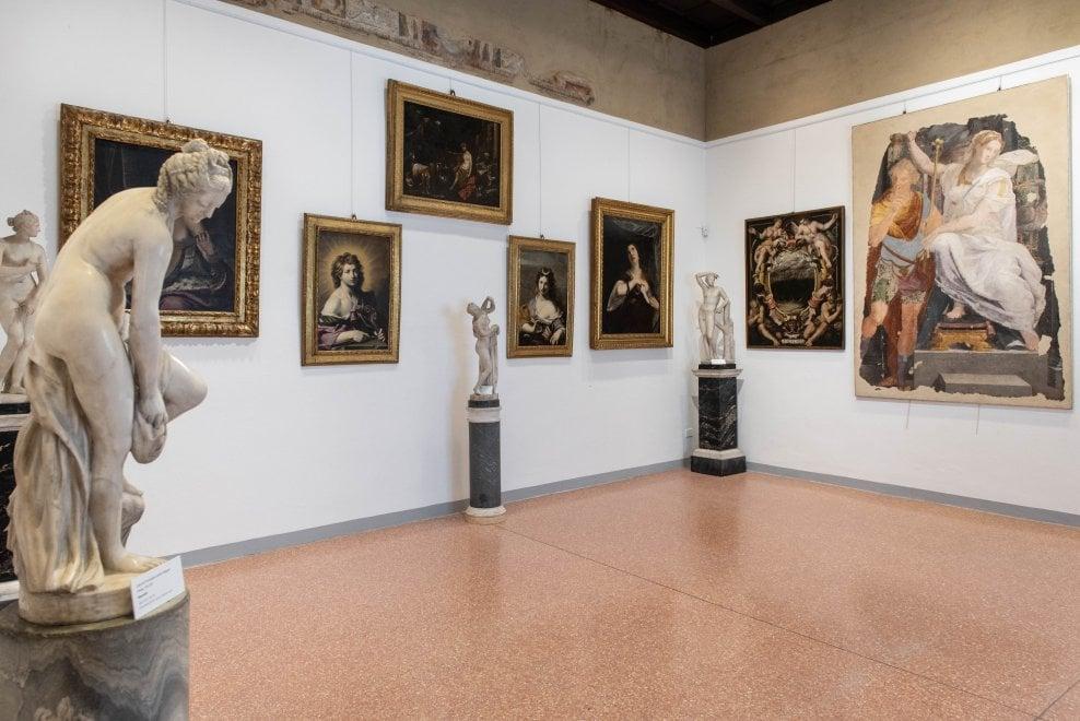 """""""L'anima e il corpo"""" fra sacro e profano: una nuova narrazione dell'arte alle Collezioni comunali di Bologna"""