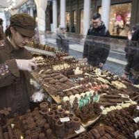 A Bologna torna il Cioccoshow: raddoppia e punta al Guinness dei primati