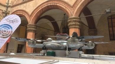 Sicurezza Bologna, il Comune mette in campo anche un drone