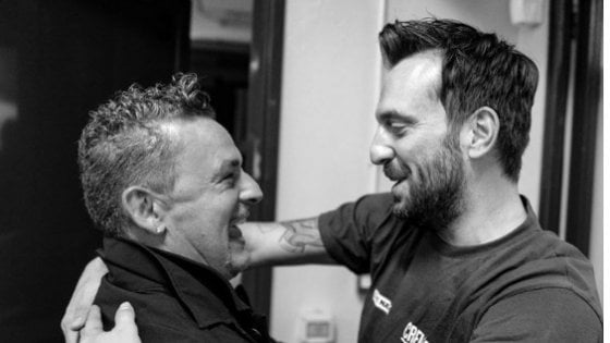 Padova, Baggio al concerto di Cremonini: la dedica all'ex campione infiamma l'arena