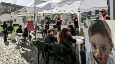 Per Alessandro e per altri 1800 pazienti, a Bologna quasi 700 pronti a donare il midollo osseo