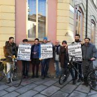 Bologna, i genitori-ciclisti e la ciclabile conquistata: