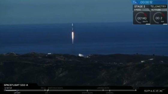 Eseo è in orbita: satellite ideato dagli studenti di dieci università europee