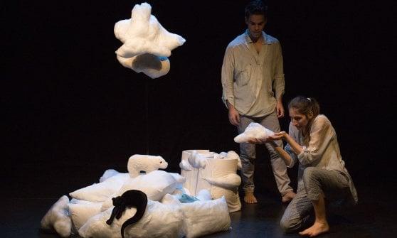 Bimbincittà: teatro, cinema e fiabe con nuvole, streghe e Babbo Natale