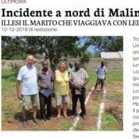 Volontaria modenese muore in un incidente stradale in Kenya