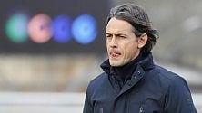 "Inzaghi si sfoga:    ""Gufi via dalle p..."""