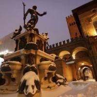Emilia-Romagna, attese deboli nevicate in tutta la regione