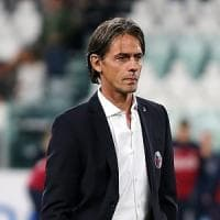 Bologna-Milan, Inzaghi: