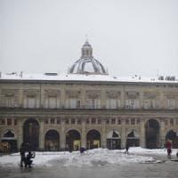 Bologna, termometro sempre vicino allo zero e il ritorno della neve