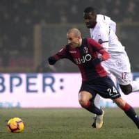 Bologna-Milan, poche emozioni e nessun gol. Inzaghi si scalda con un punto