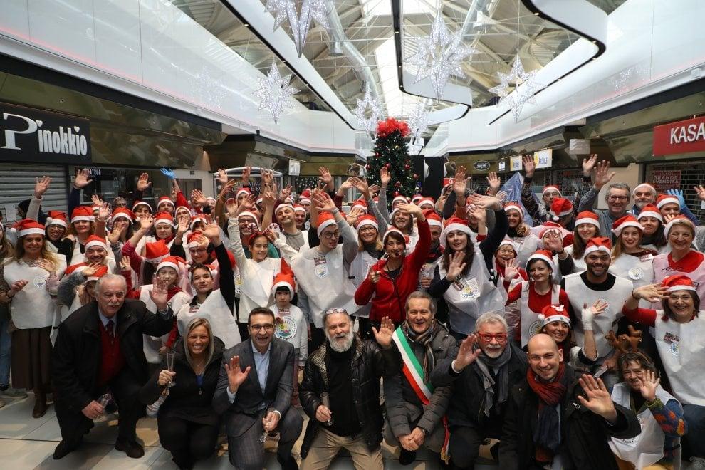 Bologna, anche una famiglia siriana al pranzo solidale