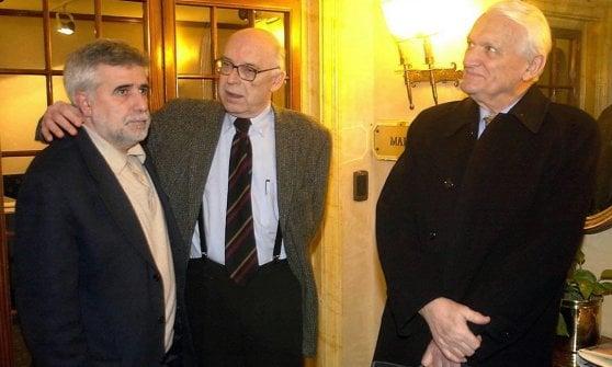 Bologna piange l'avvocato partigiano Francesco Berti Arnoaldi Veli