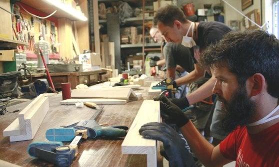 Video, App, lavori a maglia: ecco i vincitori delle idee creative d'impresa