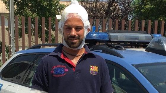 """Bologna, il poliziotto-eroe di Borgo Panigale scrive a Mattarella: """"Io, dimenticato"""""""