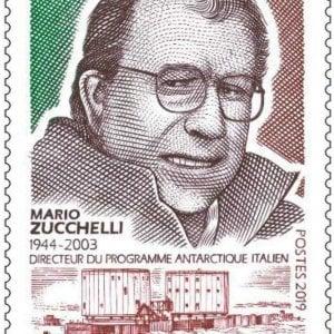Un francobollo dedicato allo scienziato bolognese Zucchelli: emesso dalla Francia