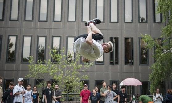 Bologna, Oz rinasce nell'ex fabbrica: ecco la nuova casa per skate e parkour