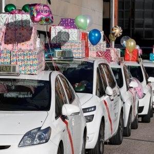 Bologna, non paga il taxi e morde il tassista