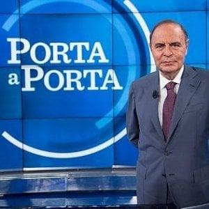 """Rimini, chiamano il figlio Bruno Vespa in onore del giornalista: """"Sarò il suo padrino"""""""