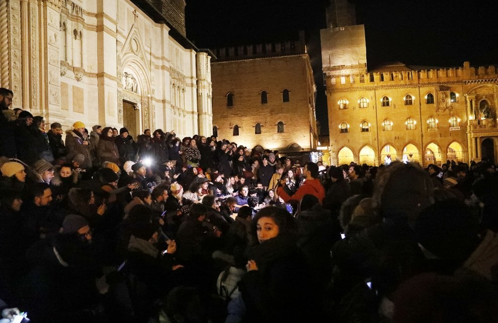 Bologna, concerto anarchico per ricordare De André