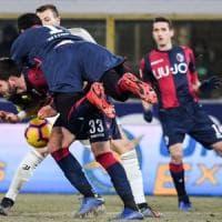 La Juve si allena col povero Bologna: 2-0 al Dall'Ara