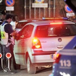 Modena, rapinatore in fuga a piedi sulla tangenziale