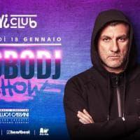 Modena, Bobo Vieri dj in discoteca