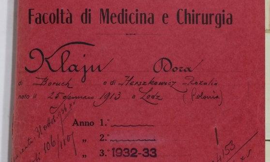 Ateneo di Bologna, la storia di Dora Klein: la laurea le salvò la vita nel lager