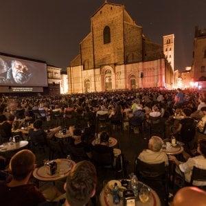 Italia Nostra contro il cinema in piazza Maggiore