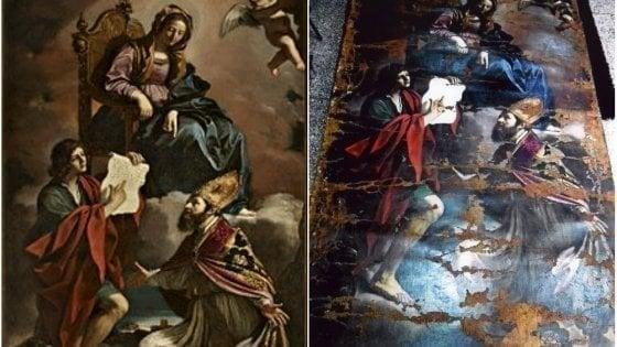 Rubò una tela del Guercino da una chiesa di Modena: patteggia due anni
