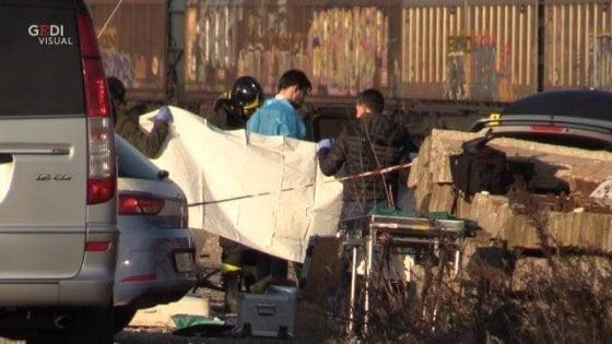 Modena, fermato l'ex marito della donna trovata carbonizzata in auto
