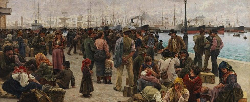 """L'Ottocento delle rivoluzioni, consolazione nella natura: a Forlì """"L'arte dell'Italia Tra Hayez e Segantini"""""""