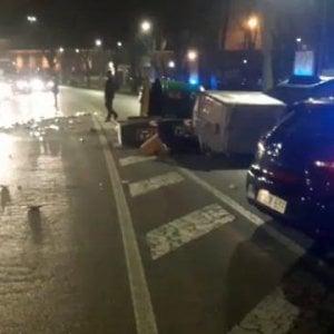 """Ferrara, notte di disordini. Salvini: """"Arrivo io"""""""
