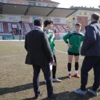 Calcio farsa in serie C: Piacenza in campo con 8 bambini perde 20-0