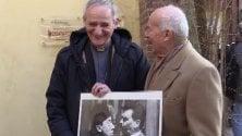 Zuppi e Bertinotti sono don Camillo e Peppone nel teatro di Busseto