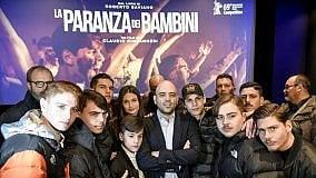 """Oggi al cinema: la programmazione completa a Bologna e provincia  """"La paranza dei bambini"""": miglior sceneggiatura al Festival di Berlino"""