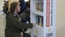 Bookcrossing in ospedale a Bologna: