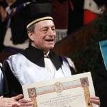 Mario Draghi bacchetta i sovranisti: in Europa