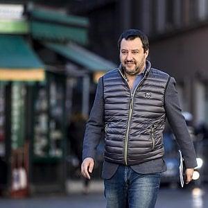 """Salvini: """"Potrei chiedere la grazia per Peveri"""". Anm accusa: """"Delegittima i giudici"""""""