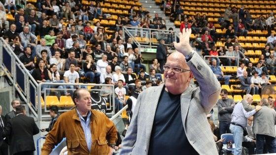 L'addio di Bologna a Bucci: oggi  la camera ardente e i funerali