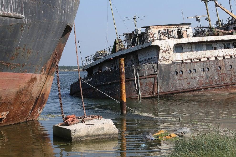 Berkan e altri disastri: il cimitero delle navi di Ravenna