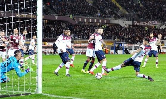 Un grande Bologna vince a Torino e adesso rivede la luce
