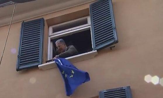 E' il giorno della bandiera d'Europa