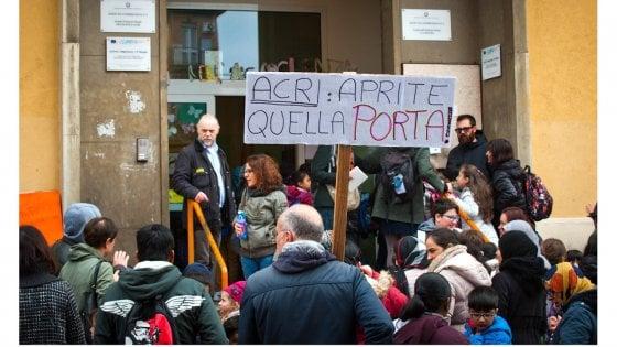 Bologna, 300 genitori e bimbi in corteo per un ingresso sicuro a scuola